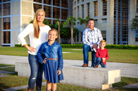 Spradlin Family Portraits Downtown Tampa 10-11-17